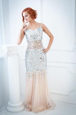 Вечерние платья напрокат омск цена