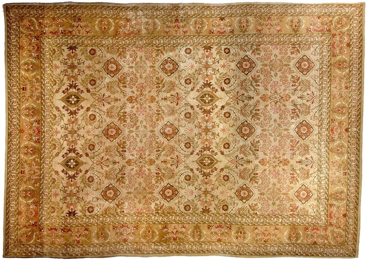 Indian Oriental Rug Abrash Cleveland Ohio.jpg - Abrash Gallerie Wix.com