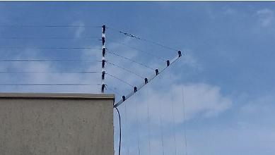 Projeto de cerca elétrica