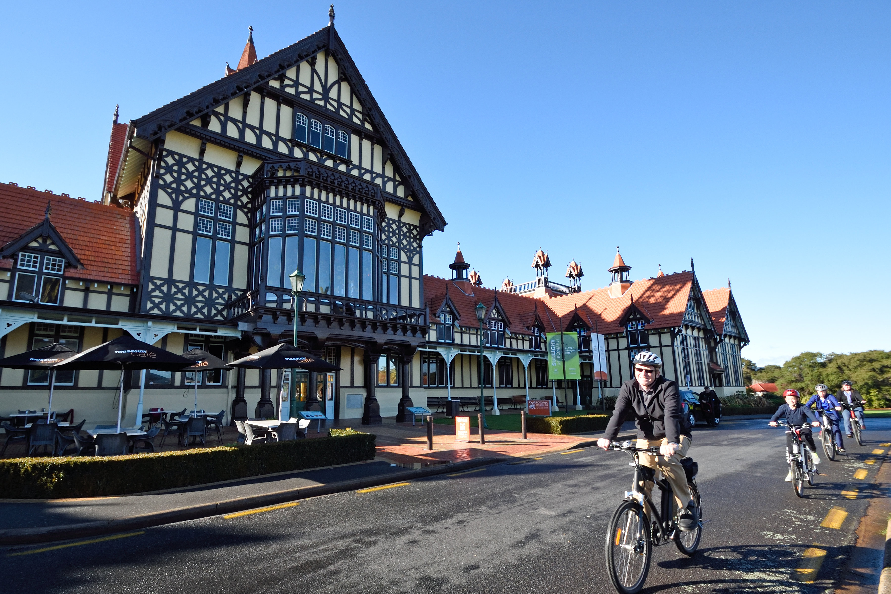 Image result for electric bikes rotorua