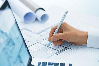 Architektur Modell Sketching Planung CAD Entwurf Zeichnung Skizzen Bauplan