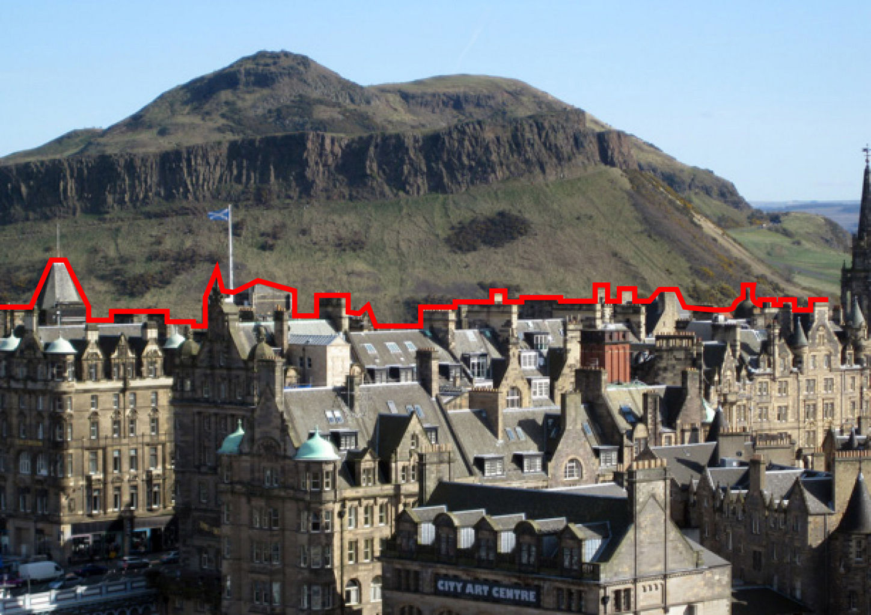 Arthurs Seat - Edinburgh