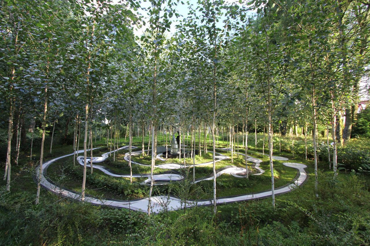 Birchbone Garden