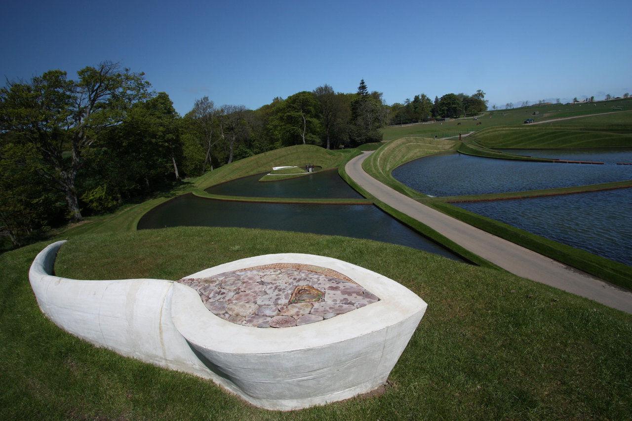 Mound Two - Seat