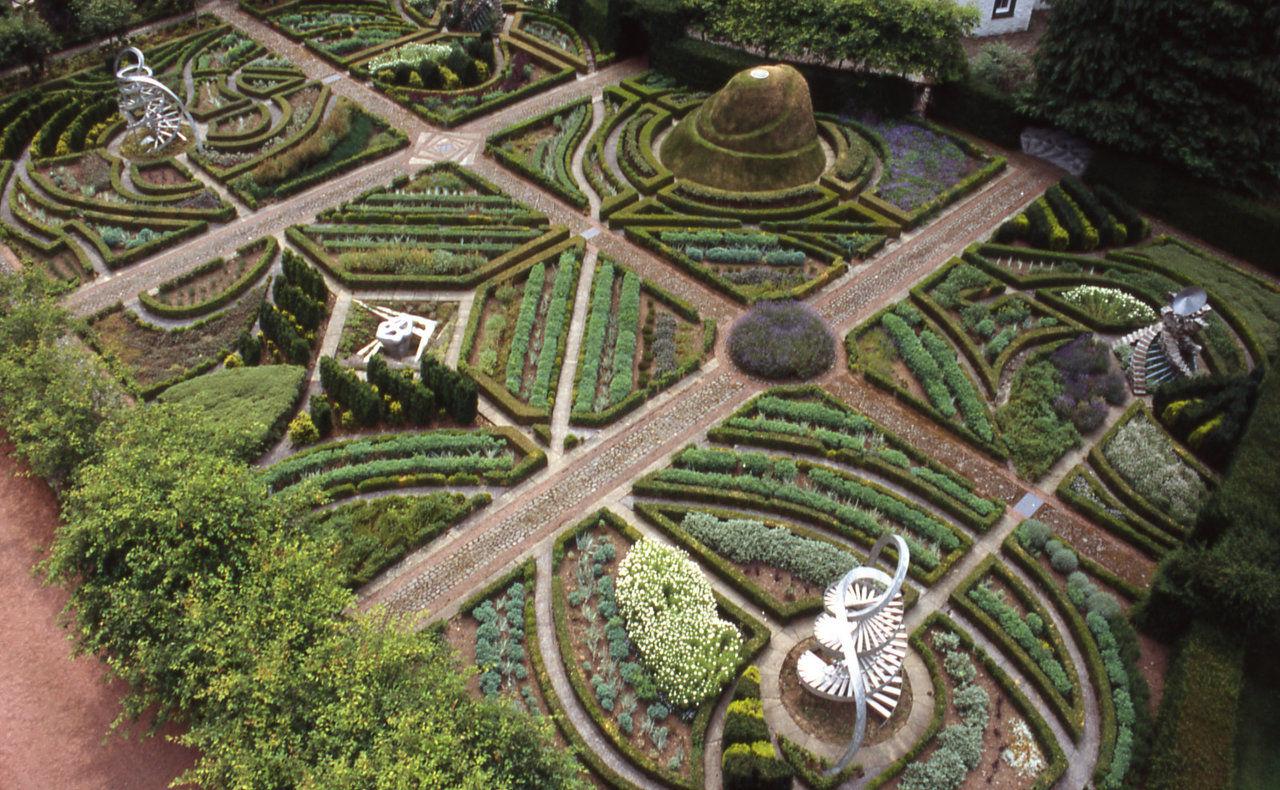 The DNA Garden