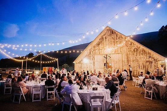Cayucos Creek Barn Wedding