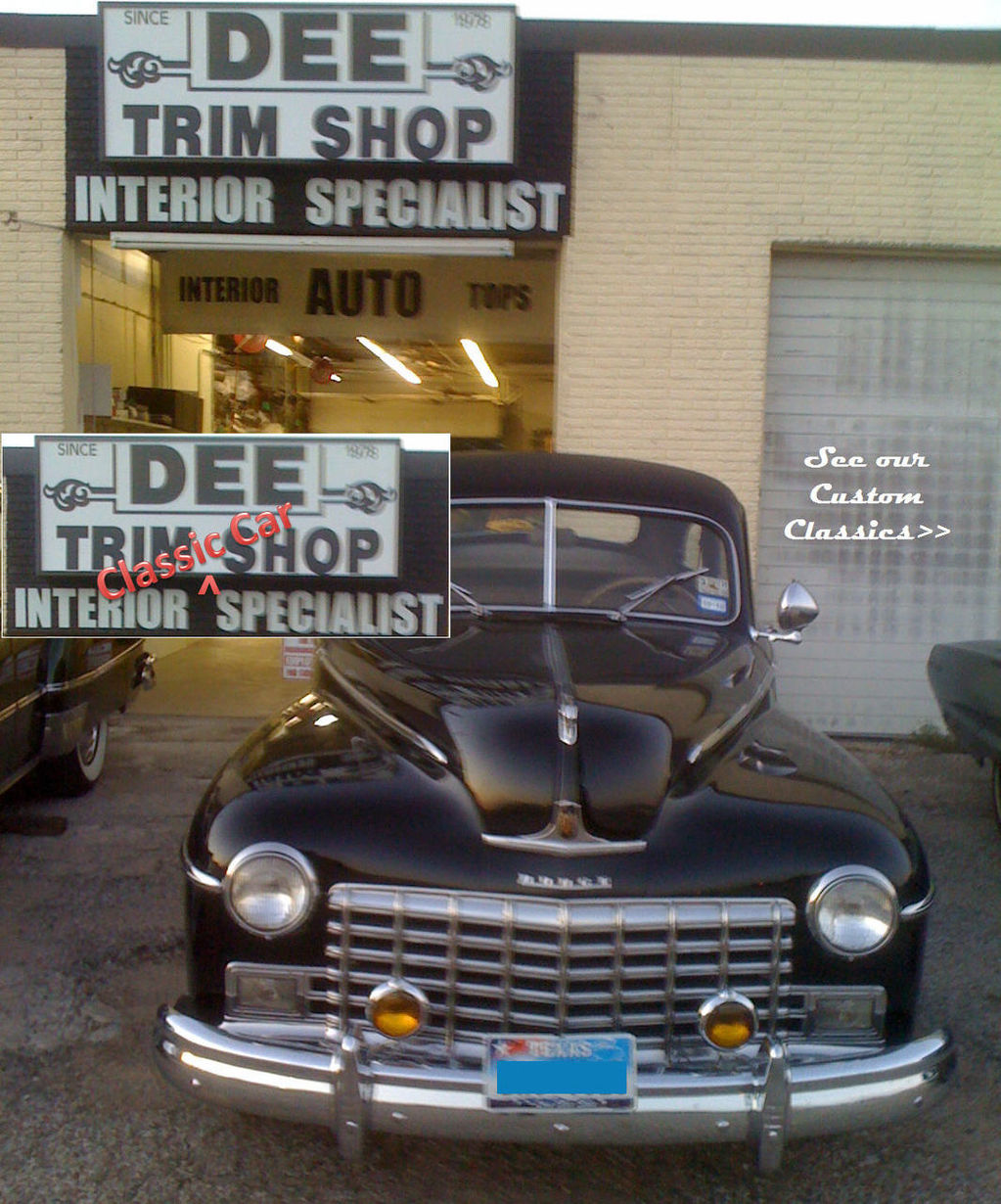 Classic Car Specialists