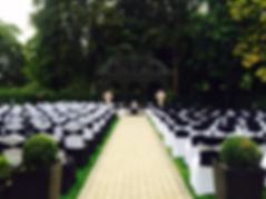 wedding ceremony ni