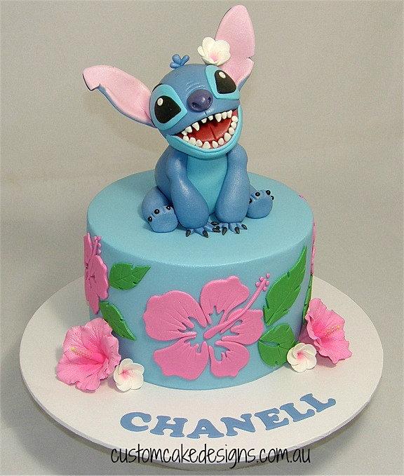 Permalink to Dog Birthday Cake
