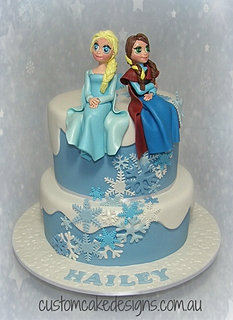 Elsa Birthday Cake Perth Image Inspiration of Cake and Birthday