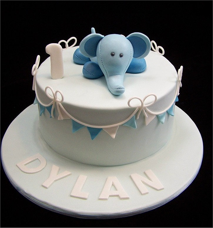 Cake Design Pics : Custom Cake Designs Cake Decorator Perth Elephant ...