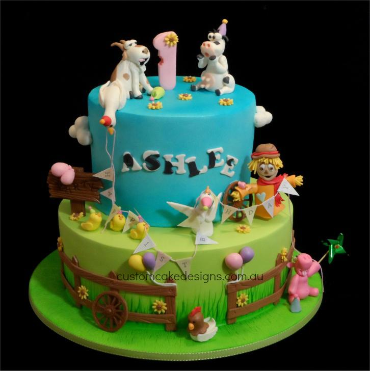 Cake Designs Birthday