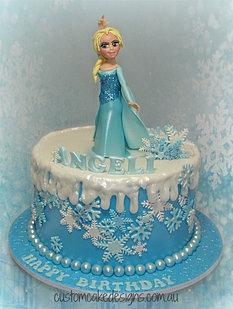 Cakes for Women - Custom Cake Designs Perth