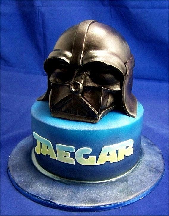 Star Wars Cake  Birthday