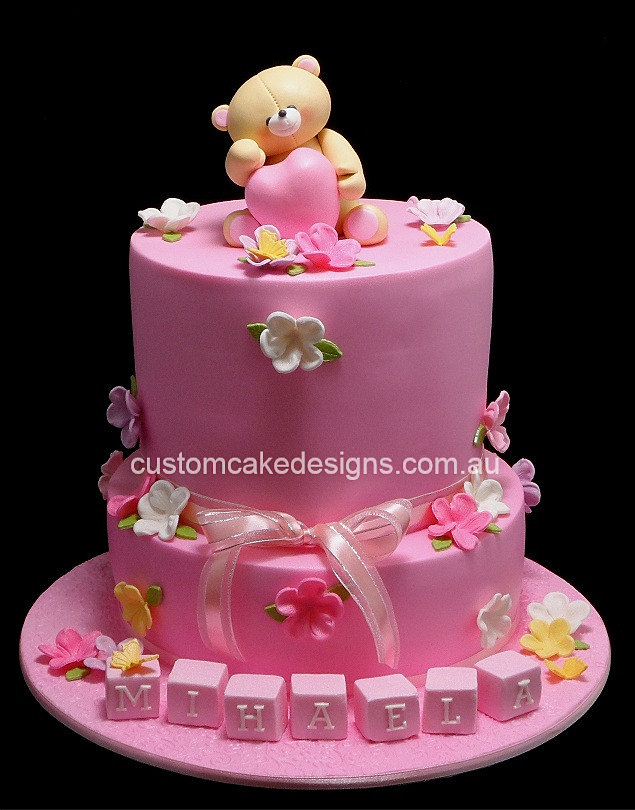 Funny Baby Shower Cake Designs
