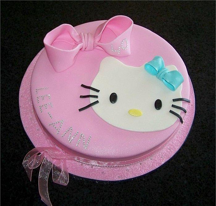 Hello Kitty Design Cake Goldilocks : customcakedesigns Hello Kitty Cake