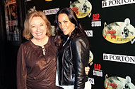 Sharon Garrison, Christianna Carmine