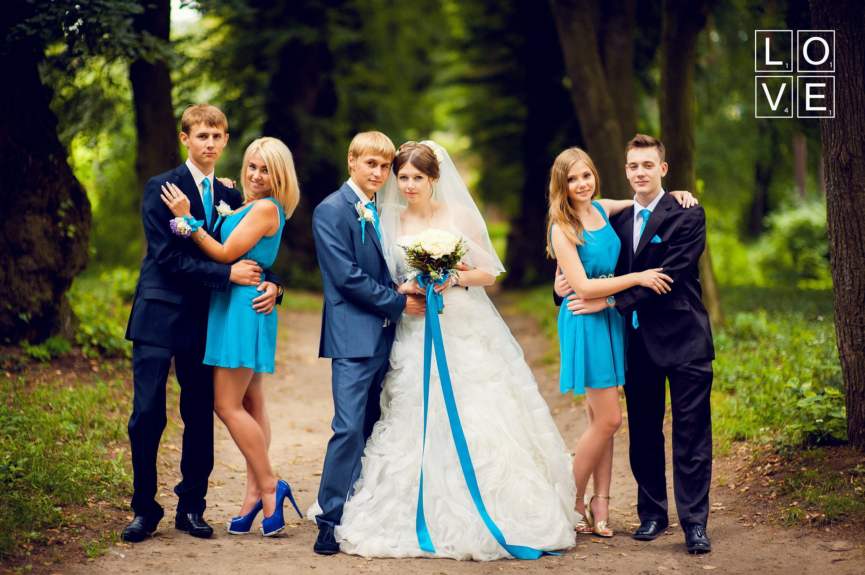 Свидетельницу на свадьбе поиме 13 фотография