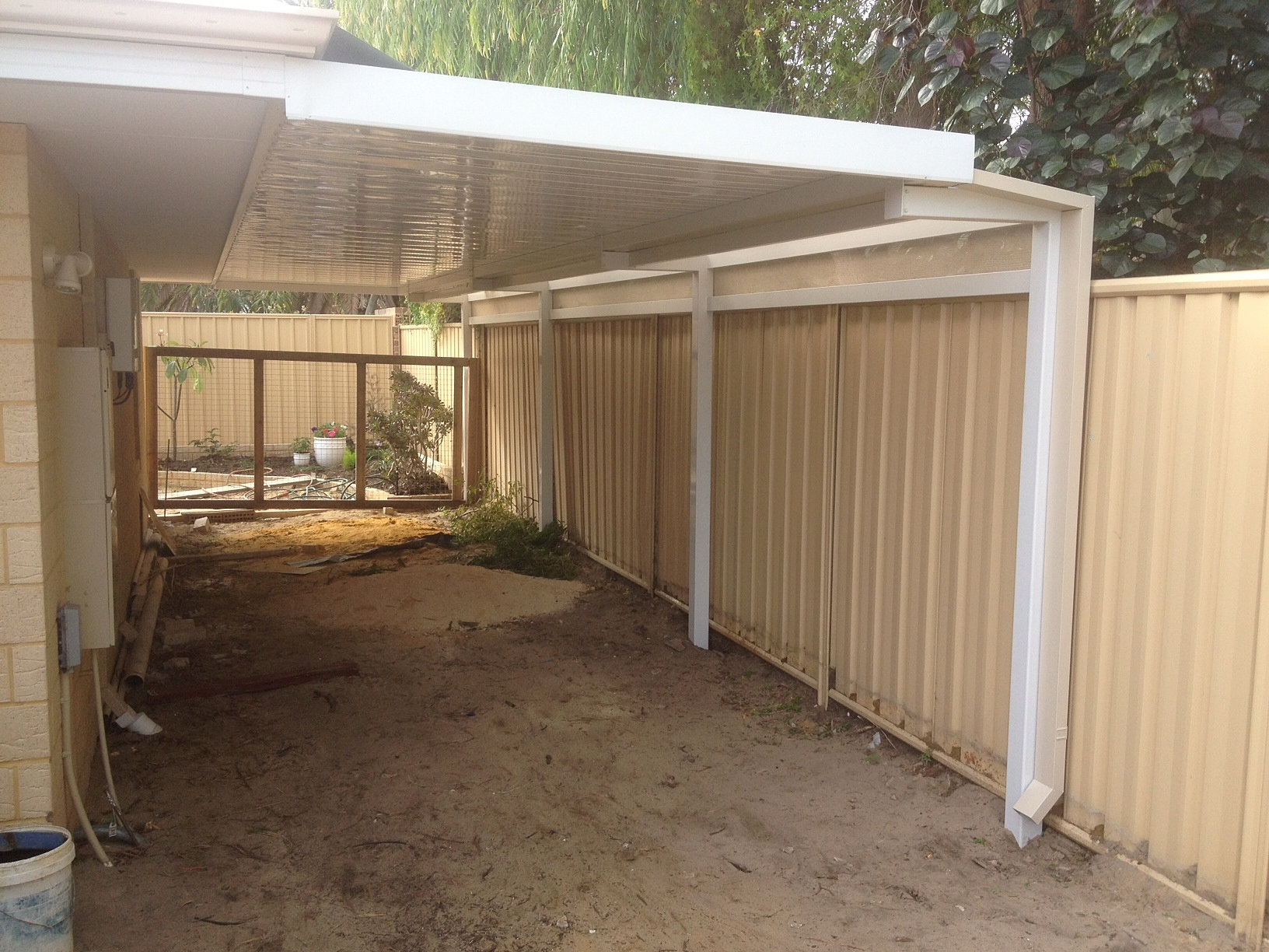 Mandurah Patios Shed Builders Wide Span Shed Agent