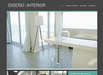 Diseño interior Template - Esta plantilla web fue creada pensando en arquitectos, agentes inmobiliarios y diseñadores de interiores, por lo que contiene una combinación de colores modernos y un diseño minimalista. Sube imágenes para crear una elegante galería de fotos de tus proyectos. ¡Comienza a editar y a crear tu presencia online!