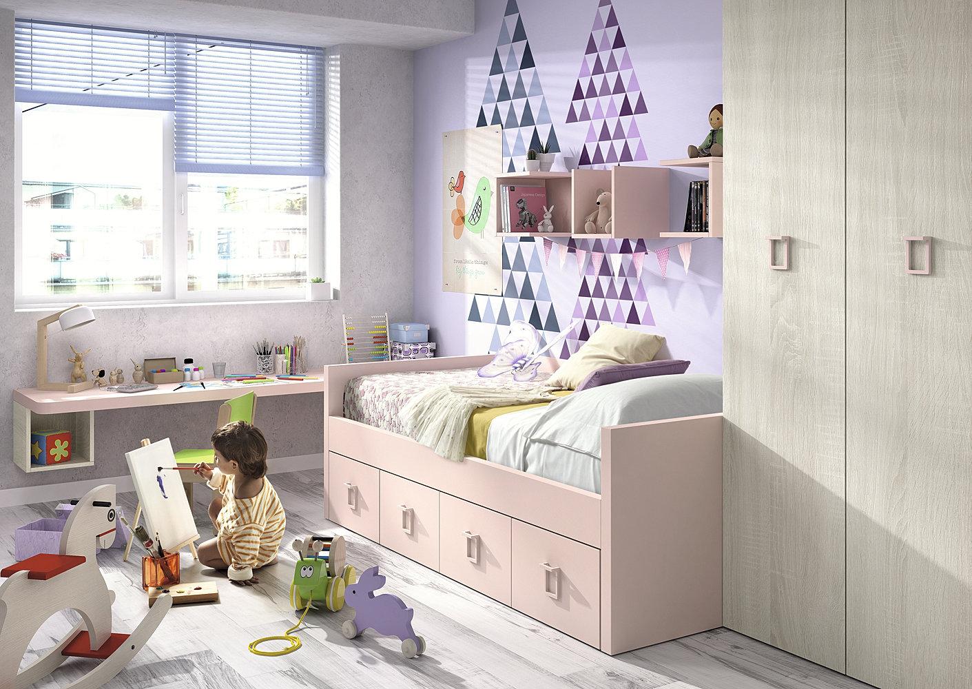CEDRO Muebles de Hogar  Muebles Valencia  Dormitorios juveniles 3