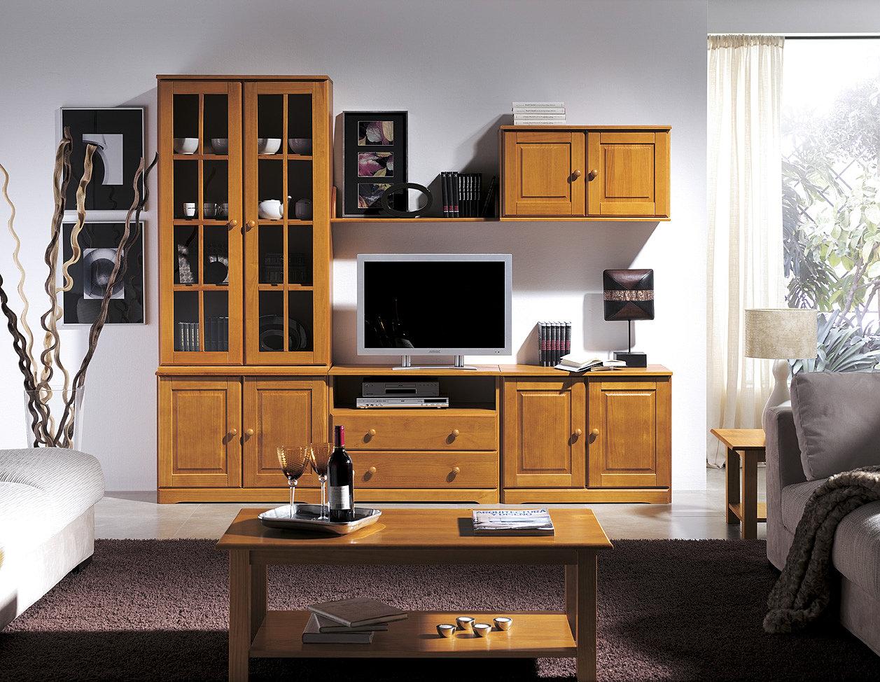 Muebles De Pino Valencia Cheap Valencia Estanteras Composicin De  # Muebles Dadaglio