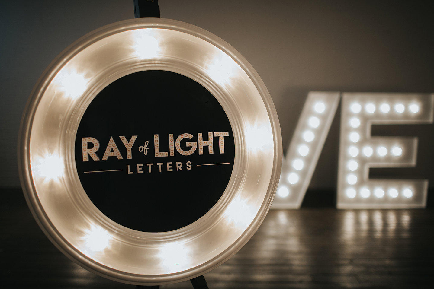 custom light up signs uk