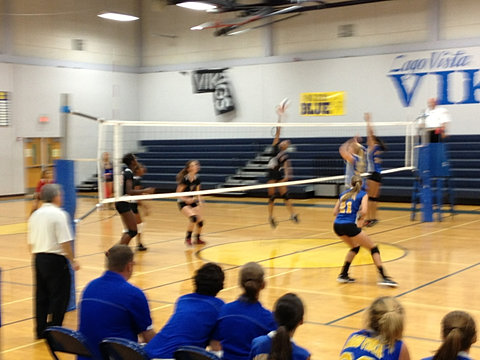 Lago Vista Match
