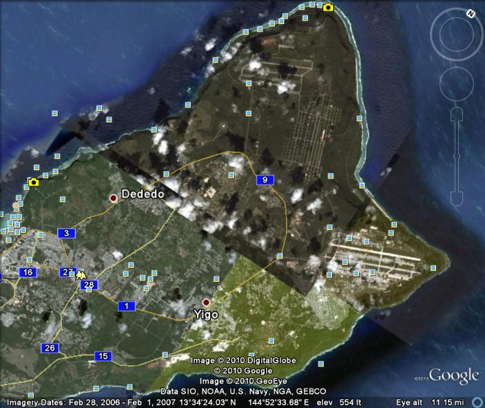Guam Contamination with Agent Orange and other Toxins