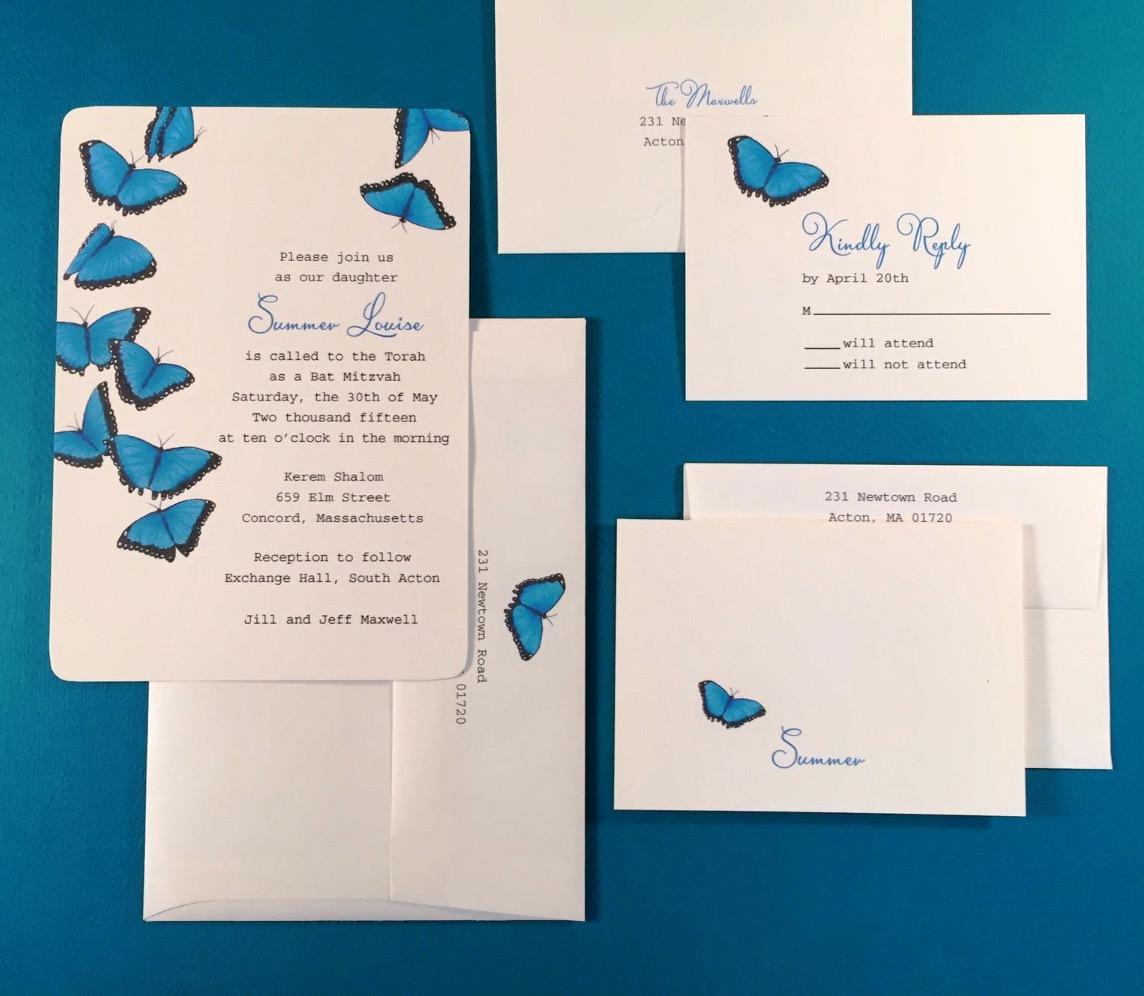 Custom Wedding Invitations was nice invitation layout