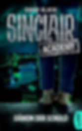 Sinclair Academy 08 - Dämon der Schuld