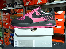 "Nike Air Force 1 ""Hot Lava"""