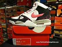 Nike Air Flight 13 Mid Hot Lava