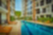 City Garden Pratumnak Condominium Facilities Swimming Pool Rental
