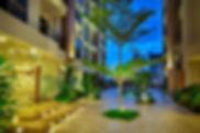 City Garden Pratumnak Condominium_Exteri