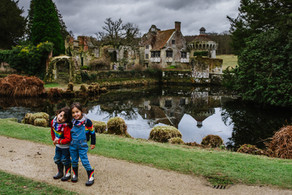 Scotney Castle Adventures.