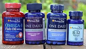 Vitaminas y complementos