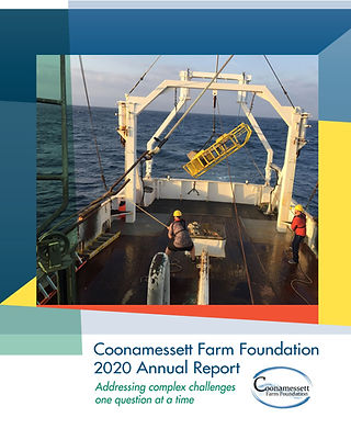 Coonamessett Farm Foundation Annual Report 2021 cover.jpg