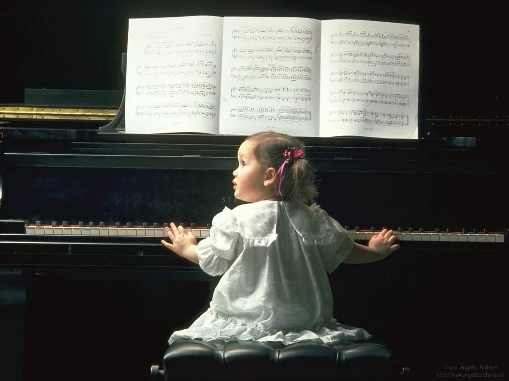 Kids Music Piano Wallpaper Prevent Hearing Loss In Your Children Ensure A Lifetime Of Good