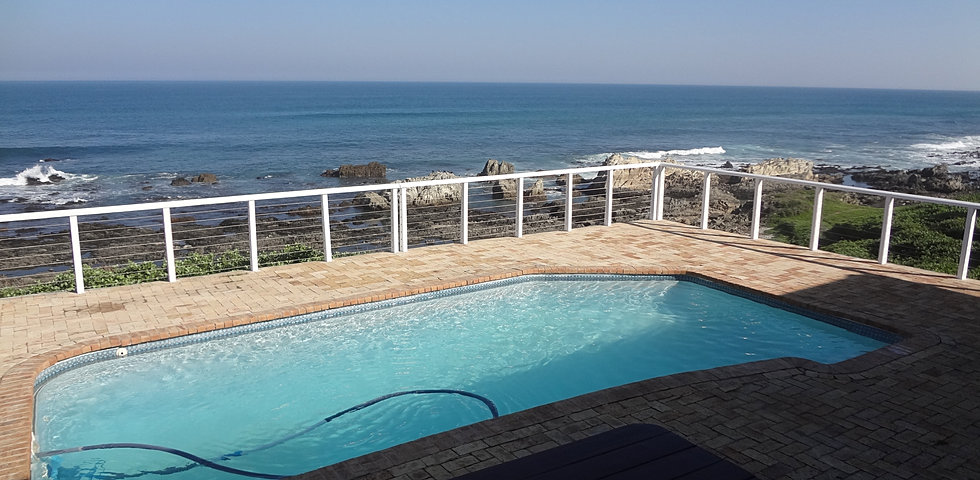 Large Luxury Self Catering Holiday Home Seaview Port Elizabeth South Africa Sleeps 14