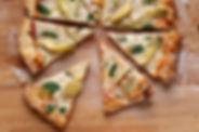 Pizza Artichaut frais
