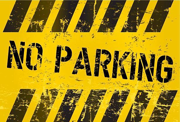 No Parking font by Adam Wunn - FontSpace