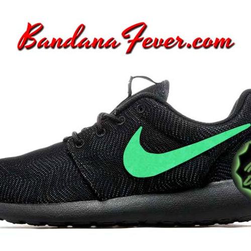 Bandana Fever | Custom Nike Shoes, Custom Converse Shoes, Custom Socks