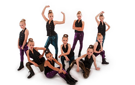 Show Team Alls & Smalls Hip Hop