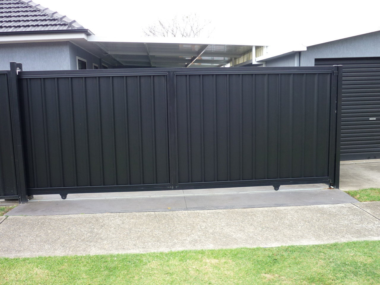 Fence Panels Created By Fencingsydney Based On Toy