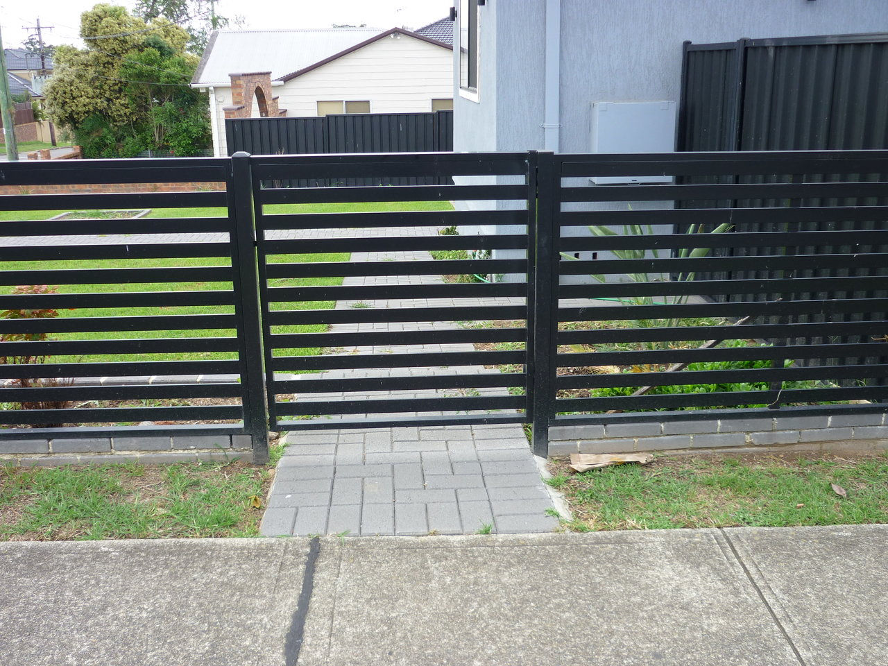 Wix Com Fence Panels Created By Fencingsydney Based On Toy