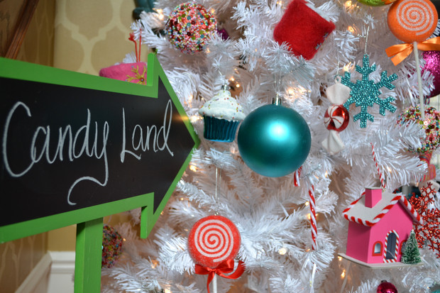 Cake Toppers Birthday Hobby Lobby : Holiday Home Tour Haneens Haven