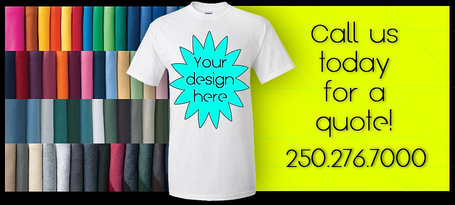 Custom design your t shirts
