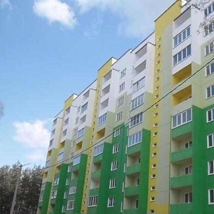 1-к квартира, 50 м²