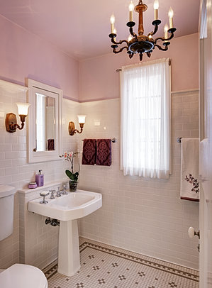 Bathroom Remodel Milwaukee leslie dohr interior design | 1920's bathroom remodel